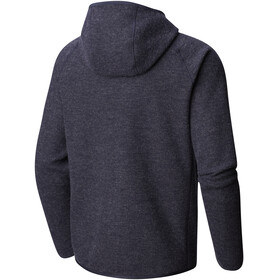 Mountain Hardwear M's Hatcher Full Zip Hoody Jacket Dark Zinc